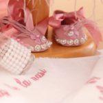 Pachet trusou botez ingeras roz praf